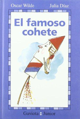 "Carátula representativa del escrito ""El famoso cohete"""