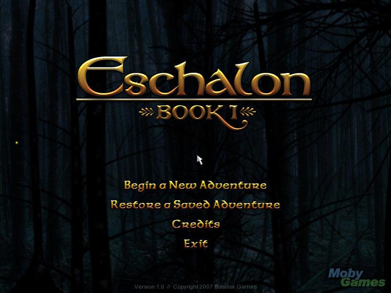 Eschalon book 11