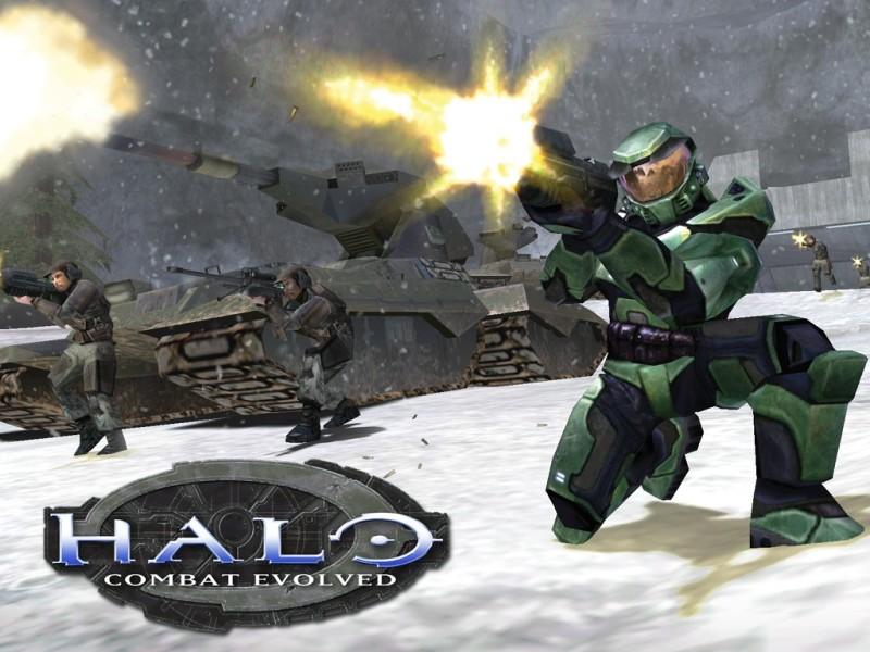 Halo Combat Envolved