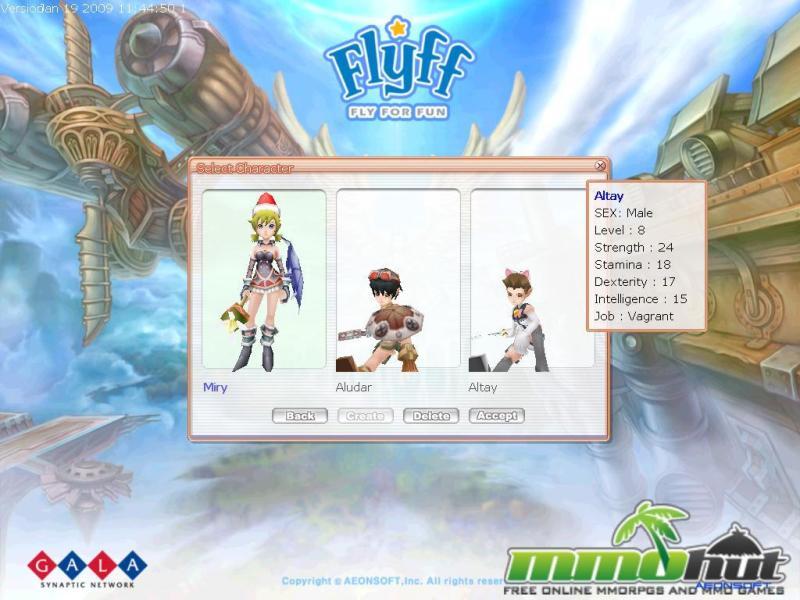 FlyFF 4