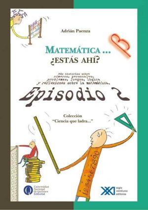 Matematicas... estas ahi?
