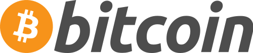Logo representativo de la moneda Bitcoin